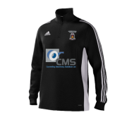 Moorside CC Adidas Black Training Top
