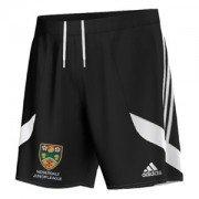 Nidderdale League Adidas Black Junior Training Shorts