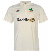 Oakamoor CC Adidas Pro Junior Short Sleeve Polo