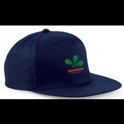 Oakamoor CC Navy Snapback Hat