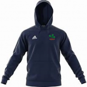 Oakamoor CC Adidas Navy Junior Fleece Hoody