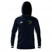 Oakamoor CC Adidas Navy Hoody