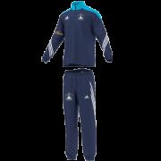 Patrington CC Adidas Navy Presentation Tracksuit