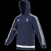 Patrington CC Adidas Navy Hoody