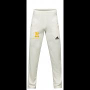 Pocklington CC Adidas Pro Playing Trousers