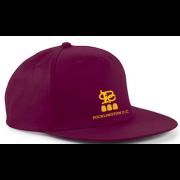 Pocklington CC Maroon Snapback Hat