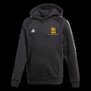 Pocklington CC Adidas Black Junior Fleece Hoody