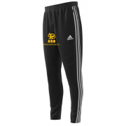 Pocklington CC Adidas Black Training Pants