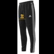 Pocklington CC Adidas Black Junior Training Pants