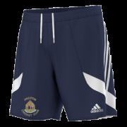 Preston CC Adidas Navy Training Shorts