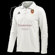 Shanklin CC Adidas L-S Playing Shirt