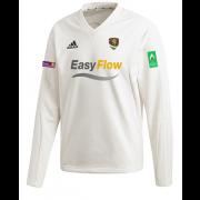 Shelton CC Adidas Elite Long Sleeve Sweater