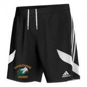 Spennithorne Harmby CC Adidas Black Training Shorts