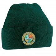 Streatham and Marlborough CC Green Beanie