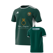 Streatham and Marlborough CC Green Junior Training Jersey