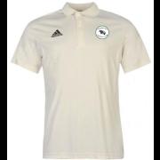Thrumpton CC Adidas Pro Junior Short Sleeve Polo