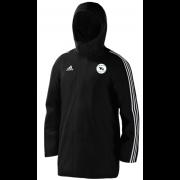 Thrumpton CC Black Adidas Stadium Jacket