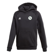Thrumpton CC Adidas Black Junior Fleece Hoody