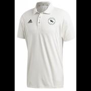 Thrumpton CC Adidas Elite Junior Short Sleeve Shirt
