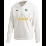 Uffington CC Adidas Elite Long Sleeve Sweater
