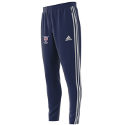 University of Sussex CC Adidas Navy Training Pants