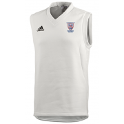 University of Sussex CC Adidas Elite Sleeveless Sweater