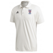 University of Sussex CC Adidas Elite Short Sleeve Shirt