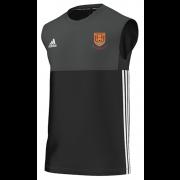 USK CC Adidas Black Training Vest