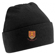 USK CC Black Beanie