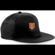 USK CC Black Snapback Hat