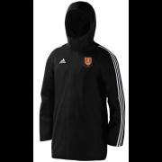 USK CC Black Adidas Stadium Jacket