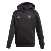 USK CC Adidas Black Junior Fleece Hoody
