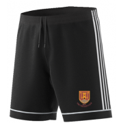 USK CC Adidas Black Training Shorts