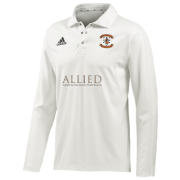 West Bretton CC Adidas L-S Playing Shirt