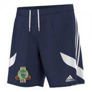Linlithgow CC Adidas Navy Training Shorts