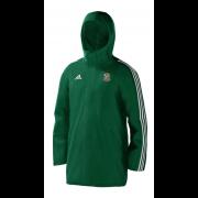 Willey Wanderers CC Green Adidas Stadium Jacket