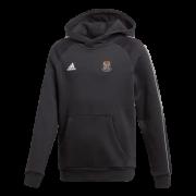 Willey Wanderers CC Adidas Black Junior Fleece Hoody
