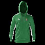 Willey Wanderers CC Adidas Green Junior Hoody