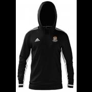 Willey Wanderers CC Adidas Black Hoody