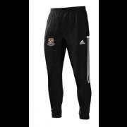 Willey Wanderers CC Adidas Black Training Pants