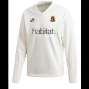 Willey Wanderers CC Adidas Elite Long Sleeve Sweater