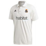 Willey Wanderers CC Adidas Elite Short Sleeve Shirt