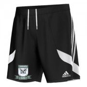 Tockwith AFC Adidas Black Training Shorts