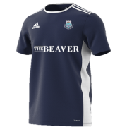 Beverley Town CC Navy Junior Training Jersey