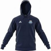 Beverley Town CC Adidas Navy Junior Fleece Hoody