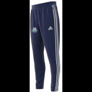 Beverley Town CC Adidas Junior Navy Training Pants
