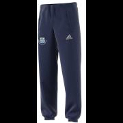 Beverley Town CC Adidas Navy Sweat Pants