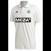 Beverley Town CC Adidas Elite Junior Short Sleeve Shirt