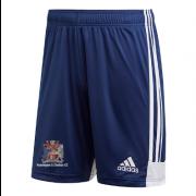 Kensington & Chelsea CC Adidas Navy Junior Shorts