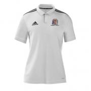 Kensington & Chelsea CC Adidas White Polo